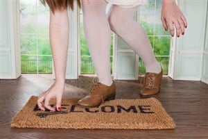 at home matting products