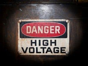 Proactive Accident Prevention- Electrical Equipment & High Voltage Areas