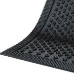 rubber scraper mats