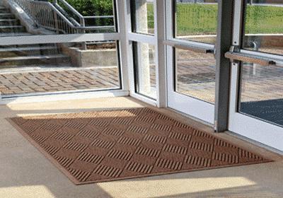 wet area floor mat