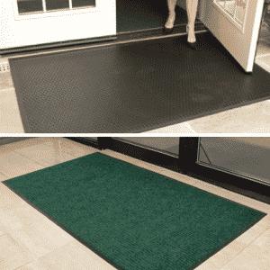 Differences Between Indoor and Outdoor Mats