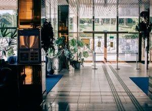 Hotel Floor Mats