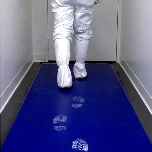 How to Reduce Contamination With a Clean Room Sticky Mat