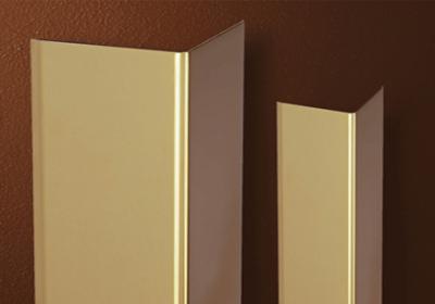 90 Degree Gold Titanium Corner Guard