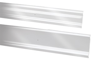 Clear Chair Rail Wall Guard