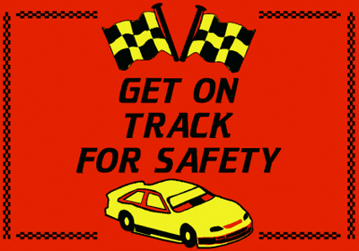Get On Track for Safety