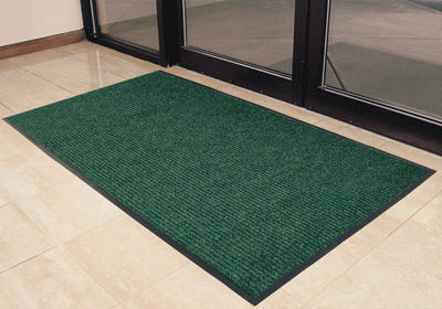 Ribbed Entrance Mat