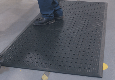 Soft Floor Drainage Kitchen Mat