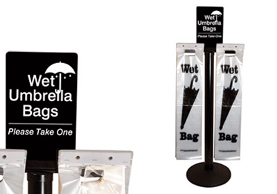Wet Umbrella Bag Stand - Standard