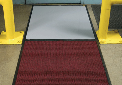 Carpeted Gym Floor Sticky Mat Eagle Mat