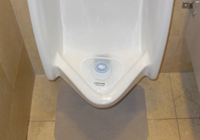 Disposable Urinal Mat Eagle Mat