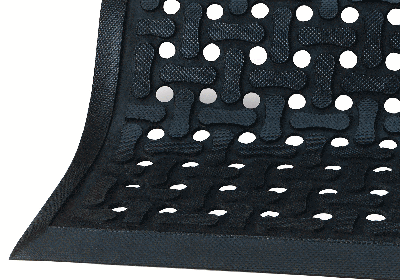 Rubber Drainage Mat Eagle Mat