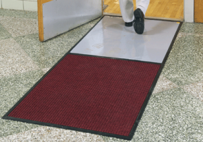 Carpeted Gym Floor Sticky Mat