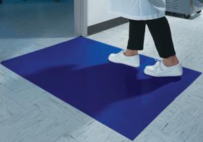 clean room mats & sticky floor mats | eagle mat