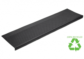 Outdoor Heavy Duty Rubber Stair Treads