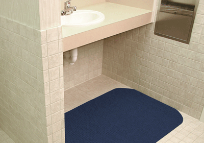 Commercial Restroom Floor Matting: What You Need to Know