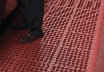 Floor Safety for Restaurants