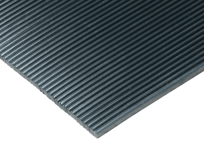 Corrugated Vinyl Runner Mat 2