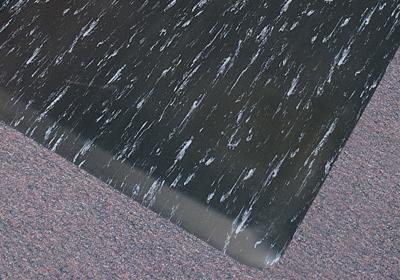 Marbleized Salon Mat