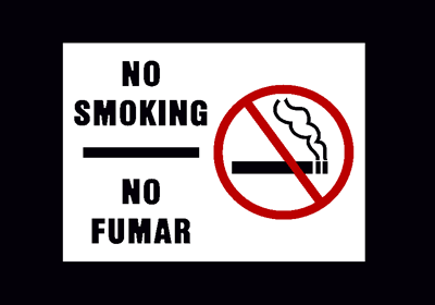 No Smoking / No Fumar