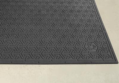 Rubber Scraper ECO Floor Mats