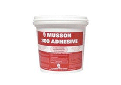 Stair Tread Adhesive