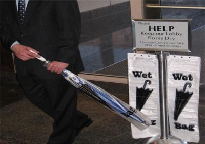 Wet Umbrella Bag Stand - Supreme 2