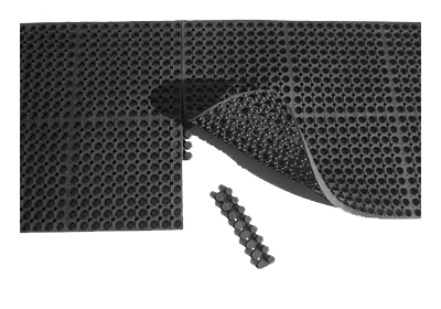 WorkSafe Anti-Fatigue Mat - Stand Alone or Linkable