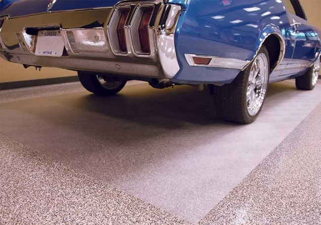 Clear Roll Out Floor Protector Eagle Mat