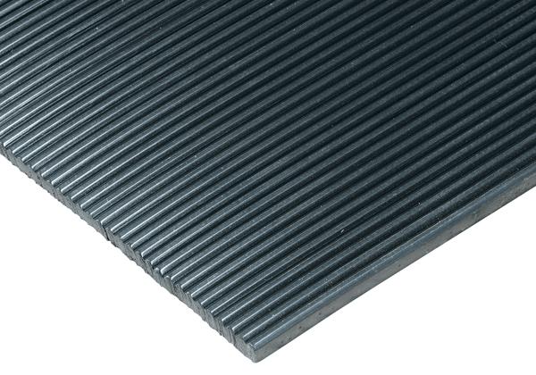 Corrugated Vinyl Rubber Mat Eagle Mat