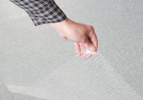 Clear Roll-Out Floor Protector