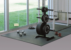 Equinox Gym Mats - Stand Alone
