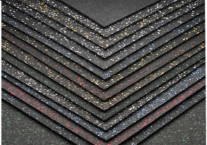 Rubber matting and flooring for garages & outdoors eagle mat