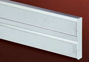 Stainless Steel Chair Rail Wall Guard