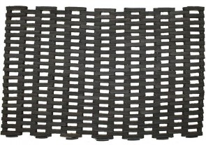 Tire Link Door Mat - Straight Pattern
