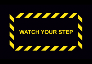 Watch Your Step II