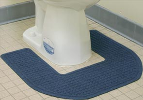 Bathroom and Urinal Mats