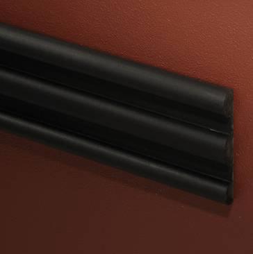 E Fender Rubber Chair Rail Wall Guard Eagle Mat