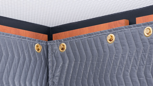 Elevator Pads Amp Wall Padding For Protection Eagle Mat